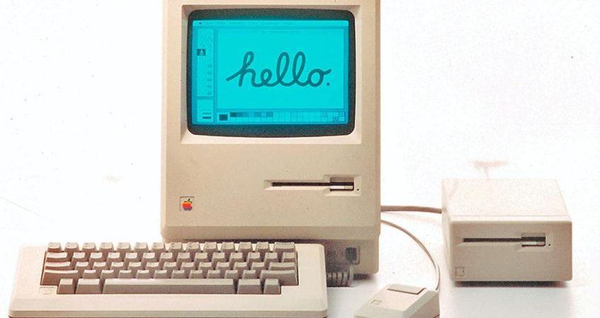 История компьютеров Мак