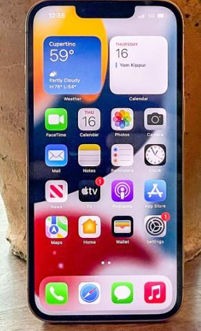 Дисплей iPhone 13