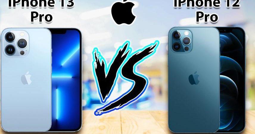 Обзор iPhone 13 Pro