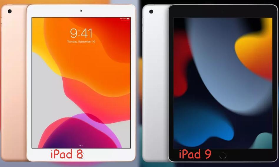 Камера iPad 9