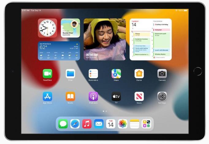 Планшет iPad 9