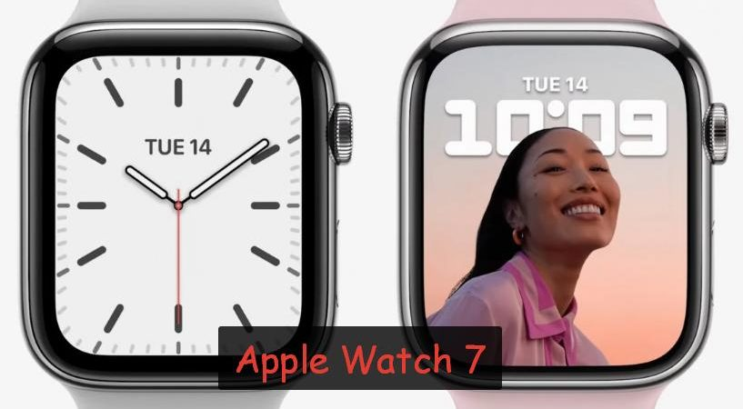 Обзор Apple Watch 7