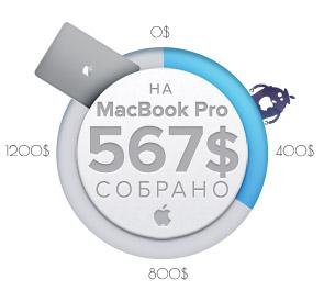 Как накопить на MacBook